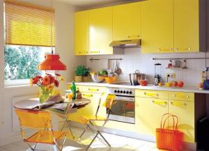 Kitchen Yellow 18